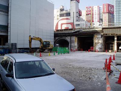 さよなら交通博物館 建物の解体状況(5)_f0030574_225351.jpg