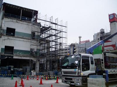 さよなら交通博物館 建物の解体状況(5)_f0030574_225578.jpg