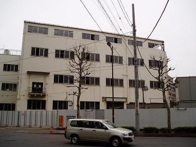 さよなら交通博物館 建物の解体状況(5)_f0030574_2273974.jpg
