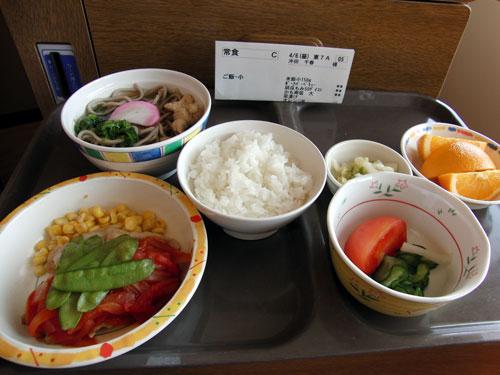 病院食_a0047200_17182196.jpg