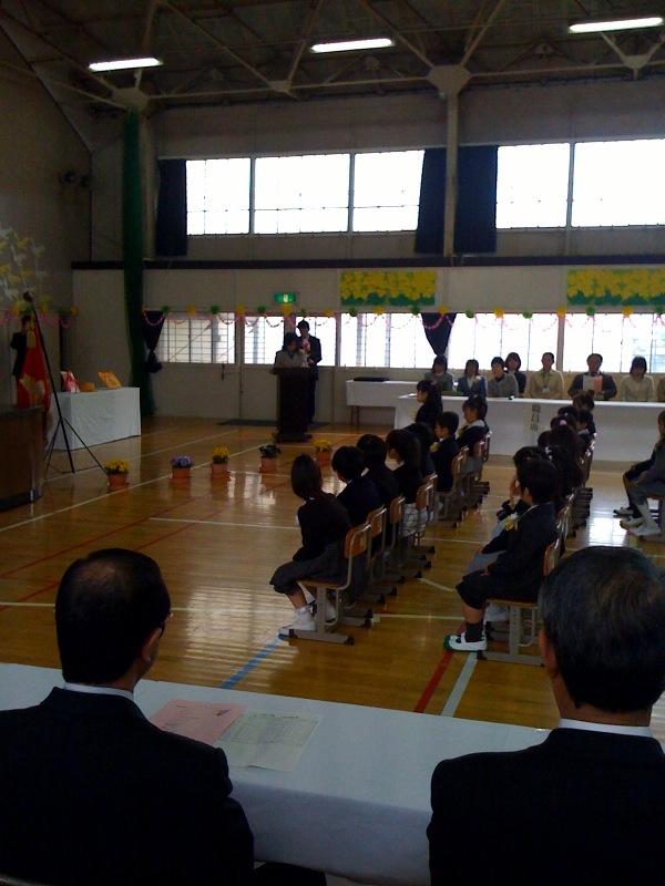 母校入学式にわたしも来賓で出席_b0188106_19381816.jpg