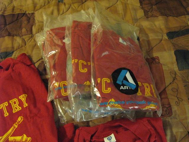 アメリカ仕入れ情報#10 70'S Deadstock all cotton MILITALY T-shirts_c0144020_13255.jpg