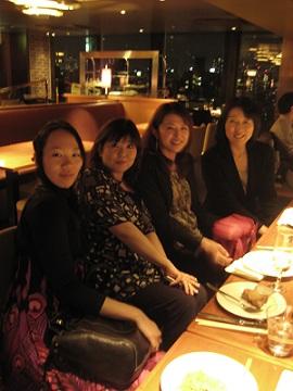 女子食事会_a0111029_17434662.jpg
