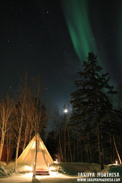 033 Aurora Village ~オーロラ撮影1夜目~_c0211532_23571052.jpg
