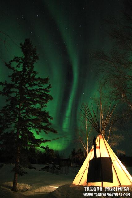 033 Aurora Village ~オーロラ撮影1夜目~_c0211532_23595812.jpg