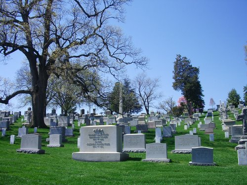 DCでお花見 part3 アーリントン墓地_c0064534_2314319.jpg