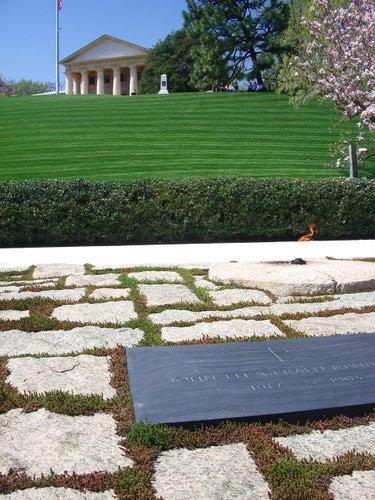 DCでお花見 part3 アーリントン墓地_c0064534_282183.jpg