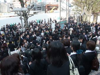 東京外国語大学大学院 入学式 2_b0183063_1514554.jpg