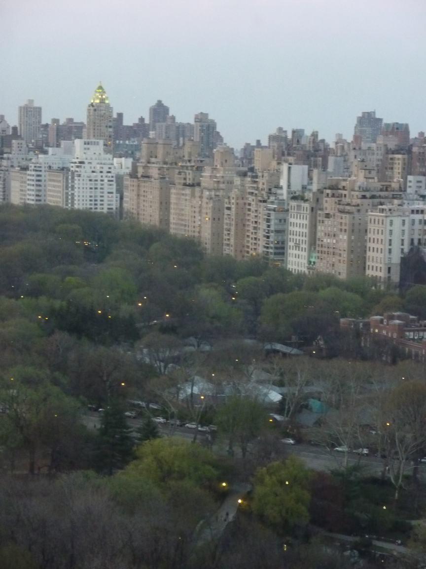 春が来ています、マンハッタンに・・・・、_d0100880_8253410.jpg