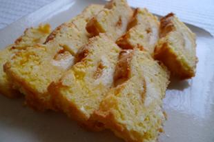 オレンジジャムとチーズのケーキ_b0142989_8401429.jpg