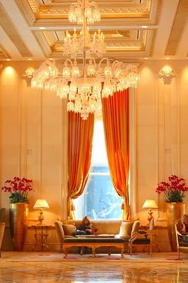 アフタヌーンティー@The Plaza Hotel_e0160528_23161643.jpg