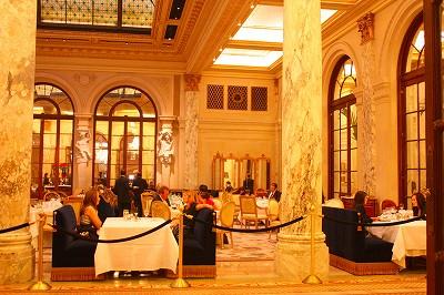 アフタヌーンティー@The Plaza Hotel_e0160528_23293481.jpg
