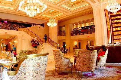 アフタヌーンティー@The Plaza Hotel_e0160528_23343739.jpg