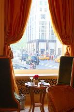 アフタヌーンティー@The Plaza Hotel_e0160528_2364274.jpg