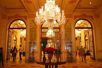 アフタヌーンティー@The Plaza Hotel_e0160528_238335.jpg