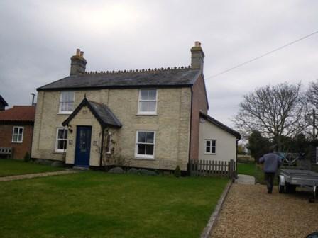 Ian&Nicola house for Easter lunch♪ _a0138438_19553583.jpg