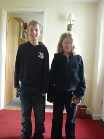 Ian&Nicola house for Easter lunch♪ _a0138438_2041968.jpg