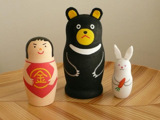 【4/10・18】curious craft café「キンタリョーシカ」&「鯉のぼリョーシカ」_a0121669_1805250.jpg