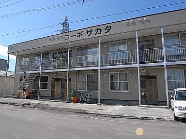 栗山町中央4丁目 賃貸住宅_c0126874_12123466.jpg
