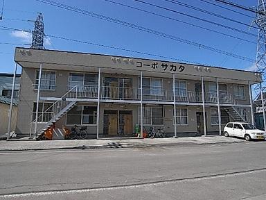栗山町中央4丁目 賃貸住宅_c0126874_12125039.jpg