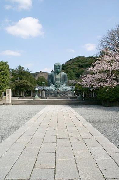 鎌倉 長谷の大仏_b0145398_1639206.jpg