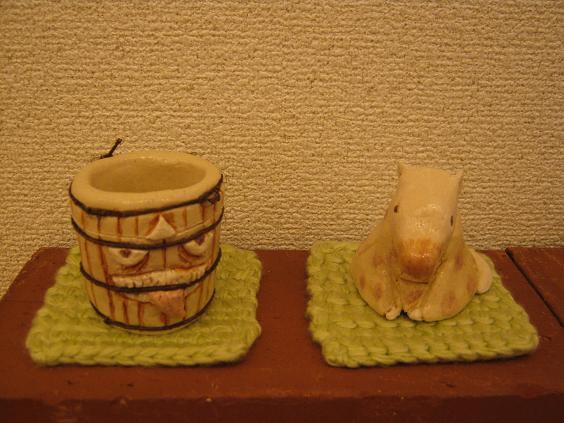 たまごの工房企画「高円寺ちょっと一杯展」 開催中_e0134502_138163.jpg
