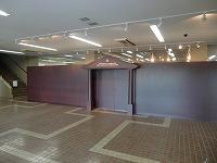 展示施設(ギャラリー)を施工しました。_e0157606_0421377.jpg