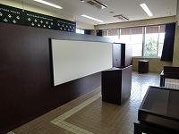 展示施設(ギャラリー)を施工しました。_e0157606_0453983.jpg
