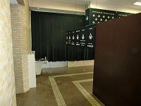展示施設(ギャラリー)を施工しました。_e0157606_0462429.jpg