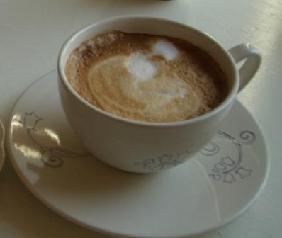 キングカフェでブランチ_a0159707_18201174.jpg