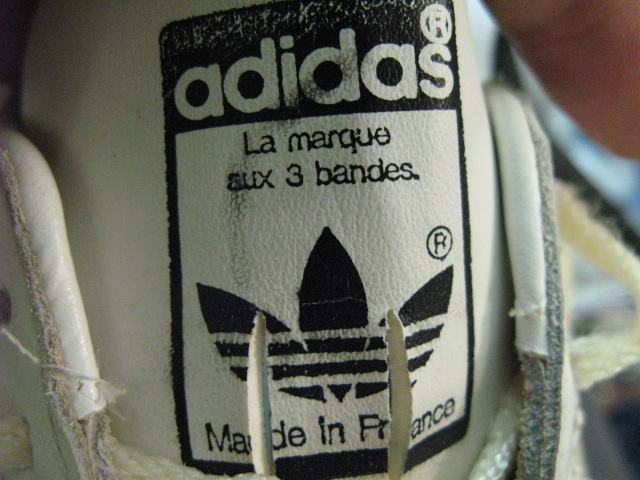 アメリカ仕入れ情報#19 MADE IN FRANCE Adidas Super Star!_c0144020_129614.jpg