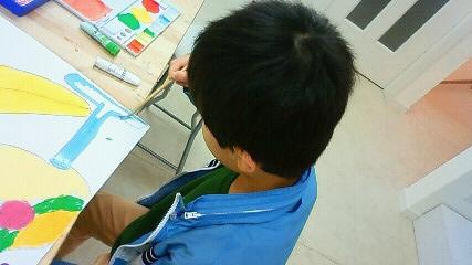 水曜日小学生クラス_b0187423_15305021.jpg
