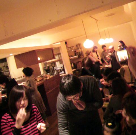 【講師 斉藤】パーティー!_e0166340_1814259.jpg