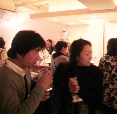 【講師 斉藤】パーティー!_e0166340_18153292.jpg