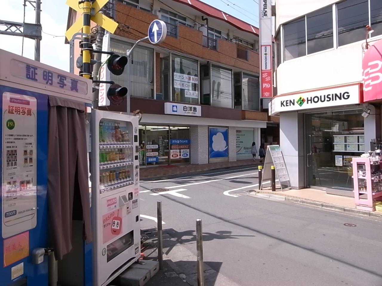 下北沢駅〜RISKへの行き方_a0097901_1326225.jpg