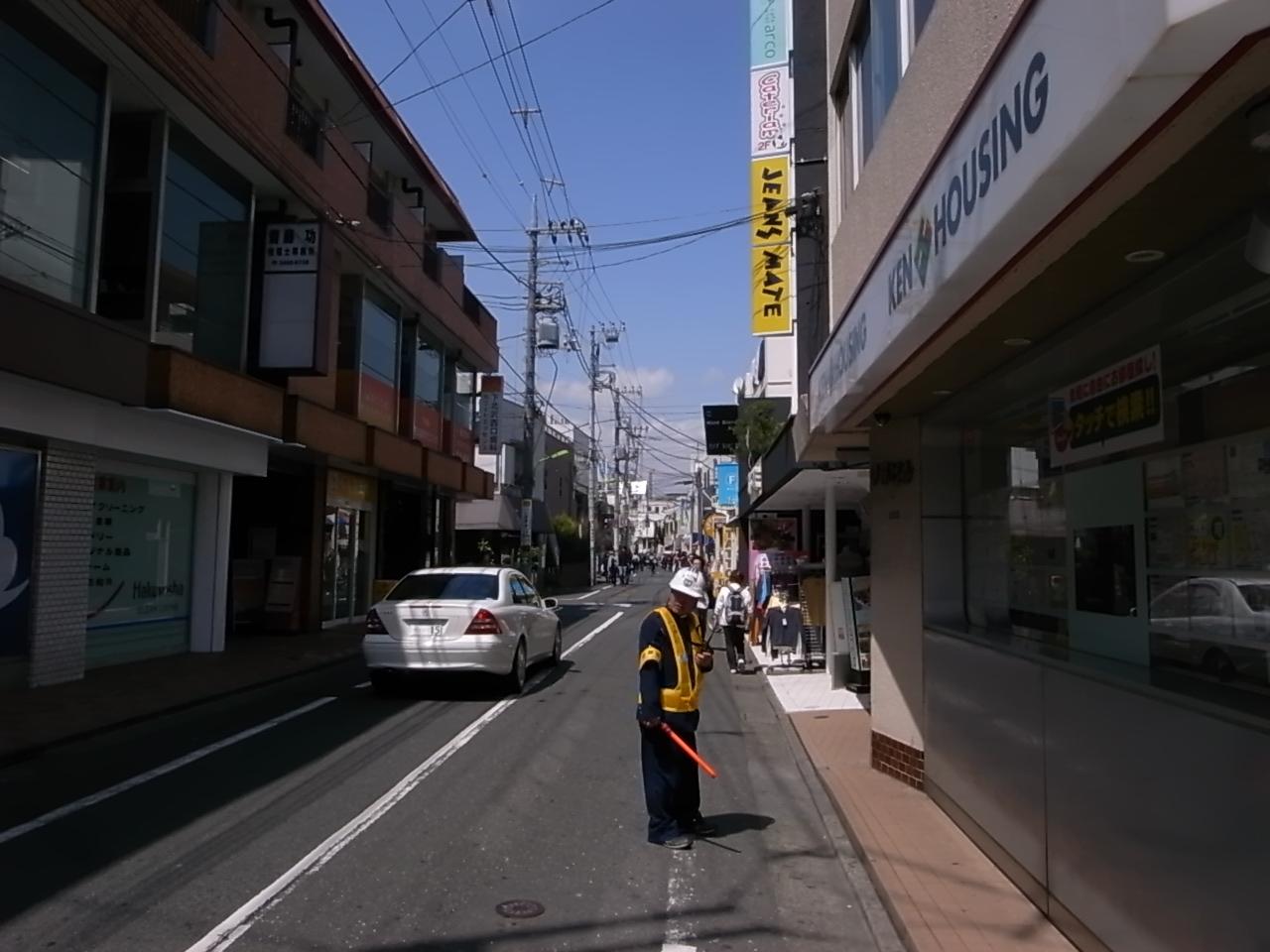 下北沢駅〜RISKへの行き方_a0097901_1328568.jpg