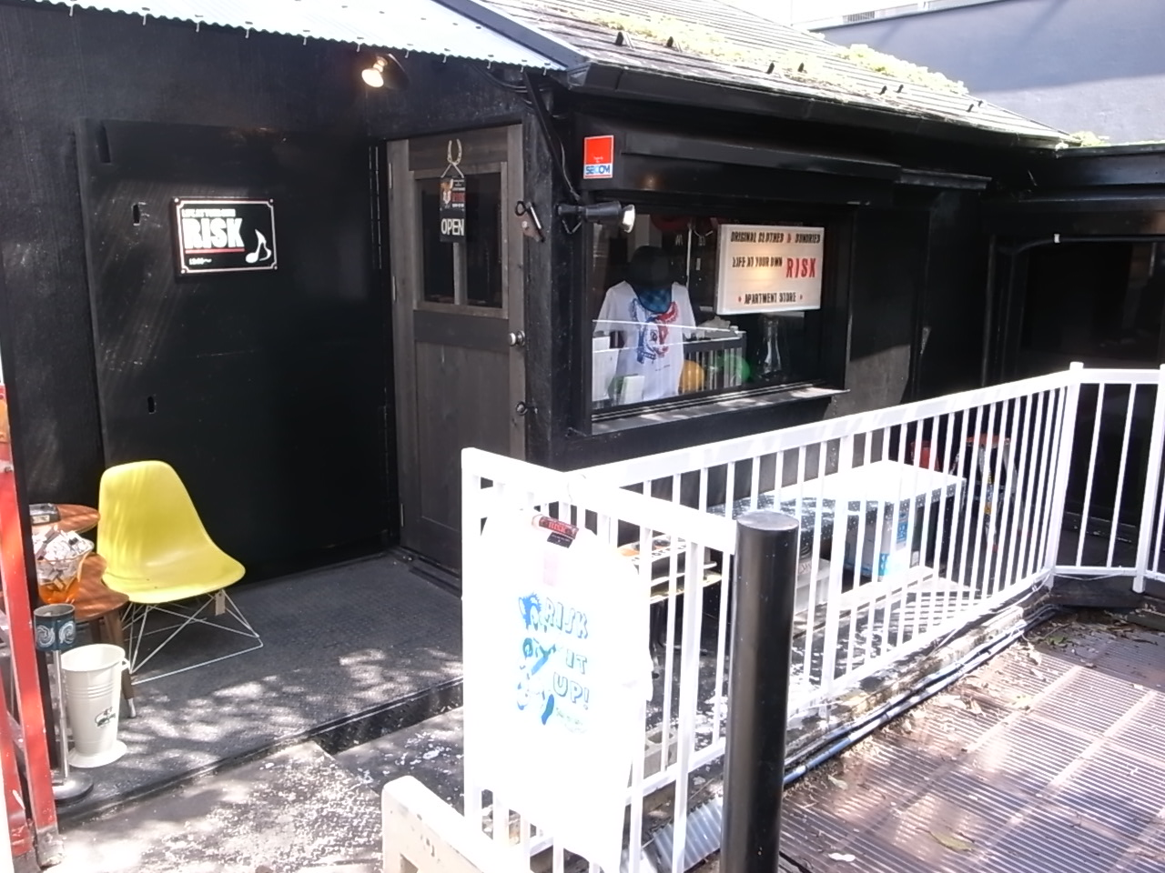 下北沢駅〜RISKへの行き方_a0097901_13375277.jpg