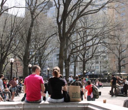 ニューヨークはすっかり春です_b0007805_233515.jpg