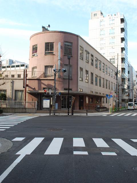 東京都中央区立旧京華小学校(昭和モダン建築探訪)_f0142606_0125579.jpg