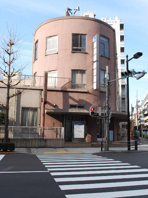 東京都中央区立旧京華小学校(昭和モダン建築探訪)_f0142606_0155332.jpg