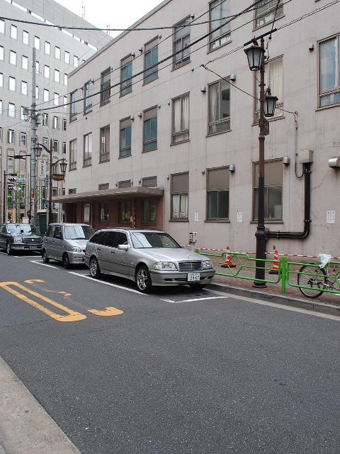 東京都中央区立旧京華小学校(昭和モダン建築探訪)_f0142606_0222017.jpg