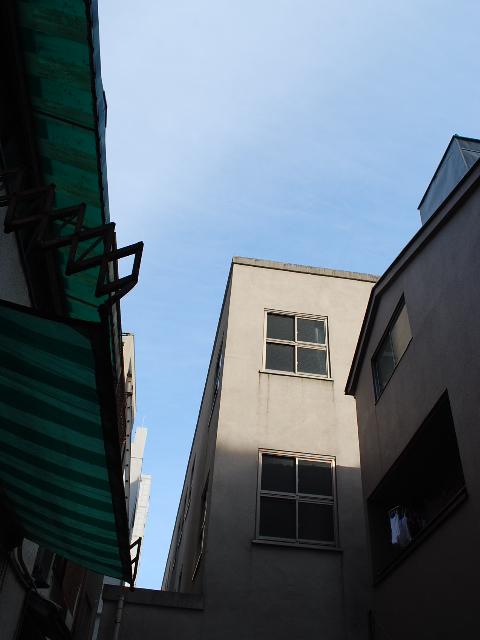 東京都中央区立旧京華小学校(昭和モダン建築探訪)_f0142606_0342479.jpg