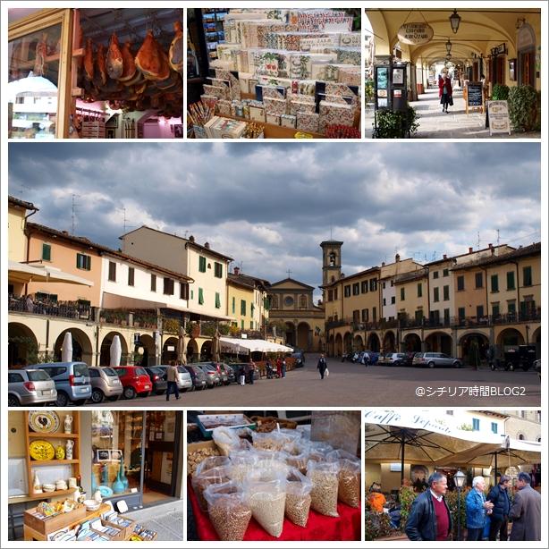 トスカーナの小さな村 Greve in Chianti (2010年パスクワの旅)_f0229410_2222556.jpg