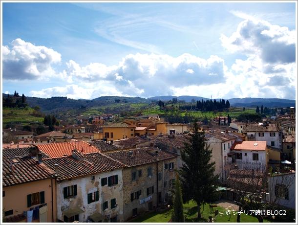トスカーナの小さな村 Greve in Chianti (2010年パスクワの旅)_f0229410_237985.jpg
