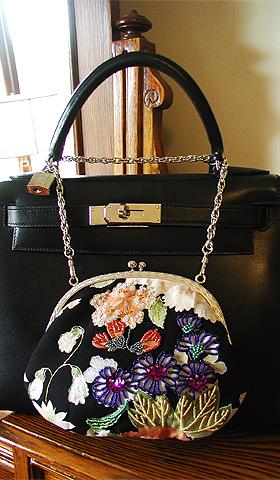 お洋服とバッグがおソロ〜♪_f0170519_22363478.jpg