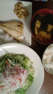 和食作ったよん_e0114246_2205426.jpg