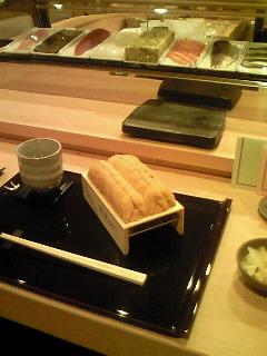 鮨「なが井」×バラ(ルナピンク)_b0151059_7534659.jpg