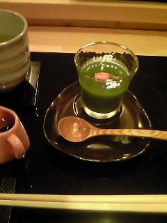 鮨「なが井」×バラ(ルナピンク)_b0151059_753466.jpg