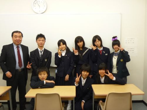 高校生の入学式_b0164659_12262883.jpg