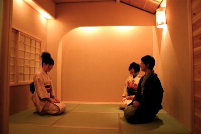 """「東京旅館」 -sakura- """"草""""_f0230666_15373437.jpg"""